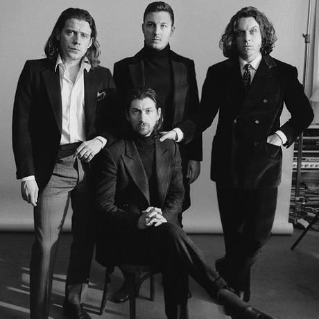 Arctic Monkeys publicarán nuevo disco el 11 de mayo: 'Tranquility Base Hotel & Casino'