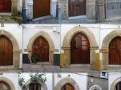 Imagen mes: portadas ojivales barrio medieval Alburquerque