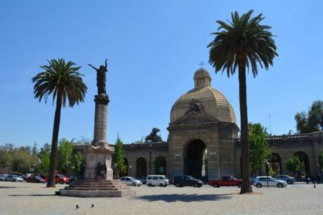 Chile. Para descansar en dignidad