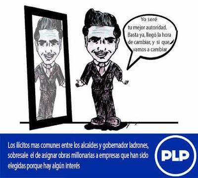 SON LOS ALCALDES Y GOBERNADORES LOS MÁS CORRUPTOS…?