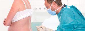 Dolor de espalda después de la epidural durante el parto de un bebé