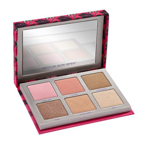 Fitness And Chicness-Urban Decay Friends Fanatics Sin Afterglow Highlighter Palette