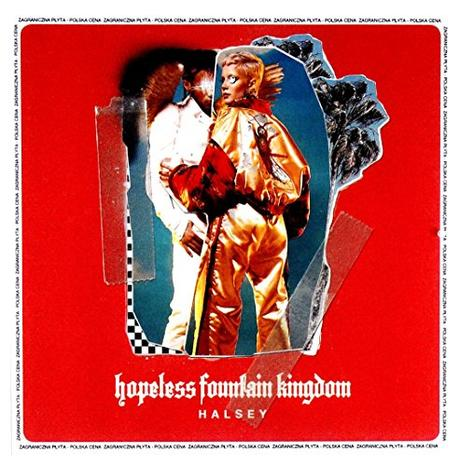 Halsey: Hopeless Fountain Kingdom [CD]