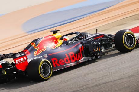 Resumen de las Pruebas Libres 1 del GP de Baréin 2018 | Ricciardo lidera