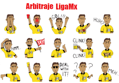 Arbitraje para la jornada 13 del futbol mexicano