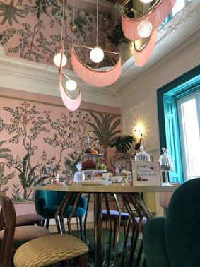 ilia estudio de visita en Casa Decor Madrid 2018
