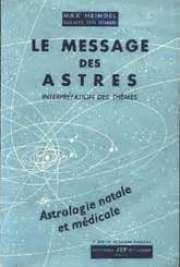 LE MESSAGE DES ASTRES 10eme EDITION