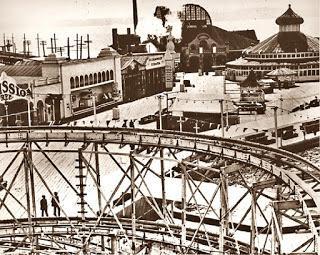 Coney Island, el paraíso del entretenimiento