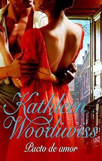 Pacto de amor de Kathleen Woodiwiss