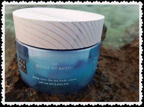 Ritual of Banyu, pinceladas de la línea