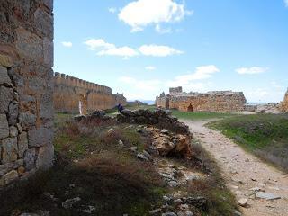 Fortaleza Califal. (2). Gormaz. Soria.