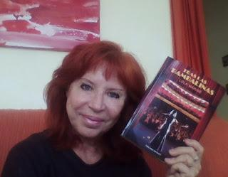 presento nueva novela: