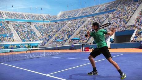 Tennis World Tour, el esperado juego de tenis que estará disponible en mayo de 2018