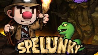 Spelunky, Un divertido y aleatorio título de exploración.