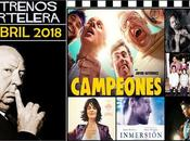 "Estrenos Semana Abril 2018 Podcast 4x28 Perfil Hitchcock"""