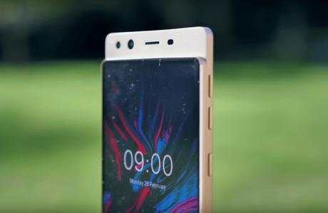Este smartphone de Doogee se deshace completamente del notch de una manera muy ingeniosa y familiar
