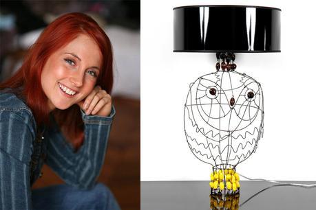 Designer Marie Christophe.