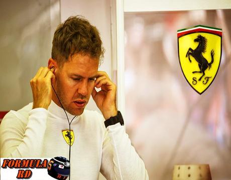 Vettel ahora si que se muestra contento con su Ferrari   Ritmo prometedor