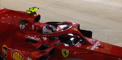 Resumen de las Pruebas Libres 2 del GP de Baréin 2018 | Ferrari saca la casta