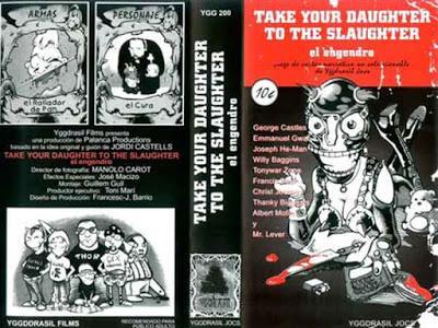 Take your daughter to the slaughter (1998) de Yggdrasil Jocs