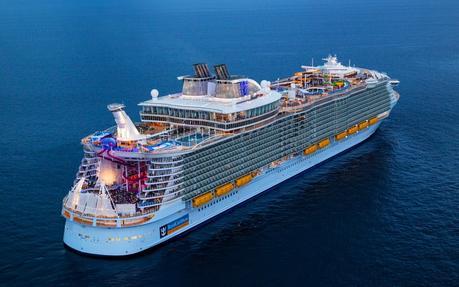Crucero familiar: Symphony of the seas de Royal Caribbean