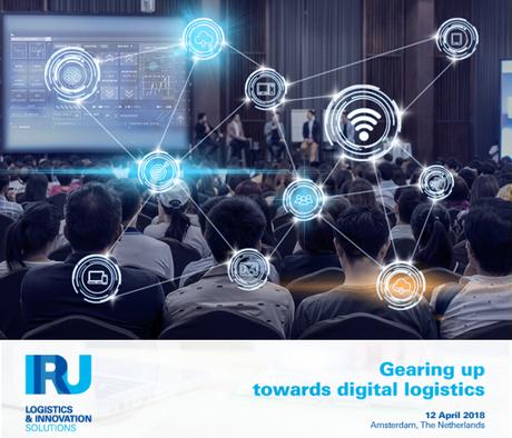 Wtransnet participará en Logistics & Innovation Solutions, una jornada organizada por la IRU sobre el futuro del sector