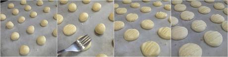 Receta de galletas de leche condensada