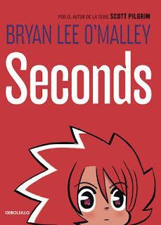 Crítica literaria: Seconds (cómic)