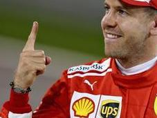 Sebastian Vettel conquista pole position Baréin Ferrari anota otro