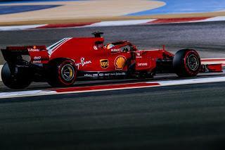 Resumen de la Clasificación del GP de Baréin 2018   Vettel logra su Pole 51