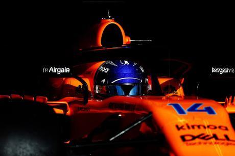 McLaren se traza como objetivo pasar a la Q3 en la clasificación en Baréin