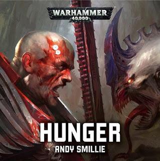 Portada de Hunger de Andy Smille y algunas cosas mas