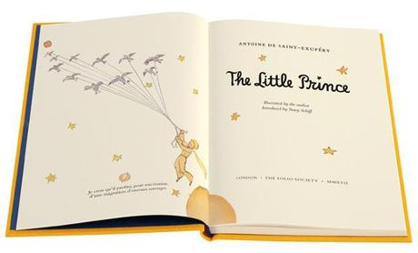 Portada de The Little Prince