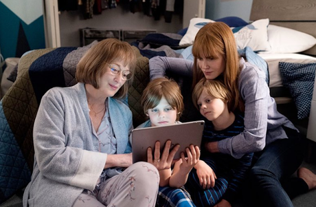 Primer vistazo de Meryl Streep en la segunda temporada de 'Big Little Lies'