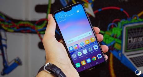 Huawei anuncia
