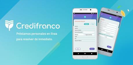 Usuarios en México ahora pueden solicitar préstamos personales inmediatos con la aplicación de Credifranco