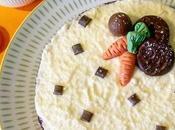 Carrot cake ligero [Cuidando salud]