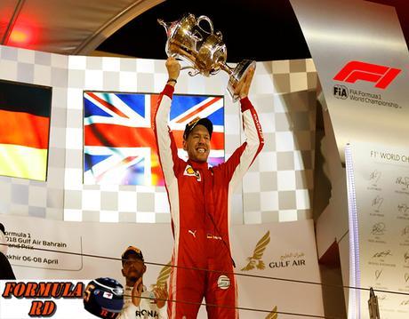 Según Briatore, Ferrari puede ganar el título en 2018   Gran coche y gran piloto