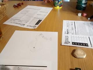 Dungeon World con mi Joven Aprendiz