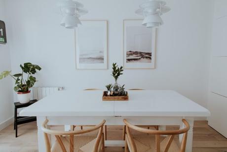 Cocina y comedor de estilo nordico escandinavo paperblog for Comedor escandinavo