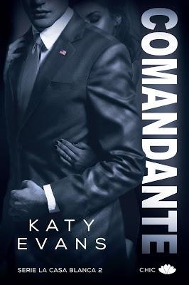 Reseña | Comandante, Katy Evans