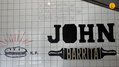 John Barrita, John Barrita Madrid, John Barrita Vallehermoso