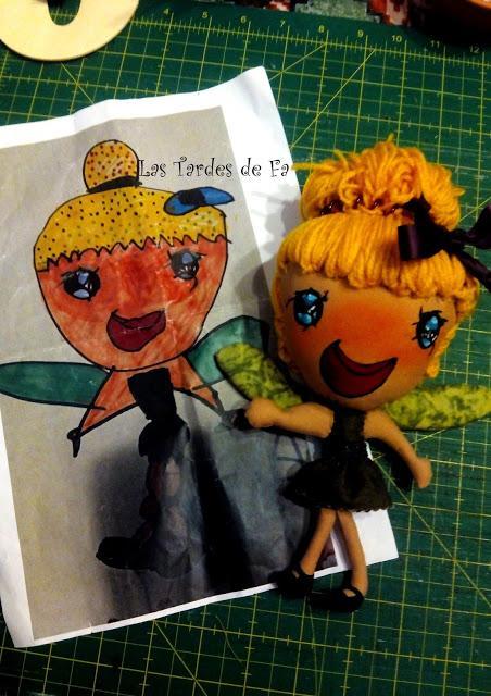 Muñeca para Alicia