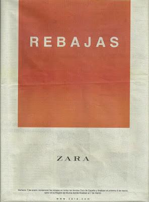 De una vez por todas: Zara sí hace publicidad