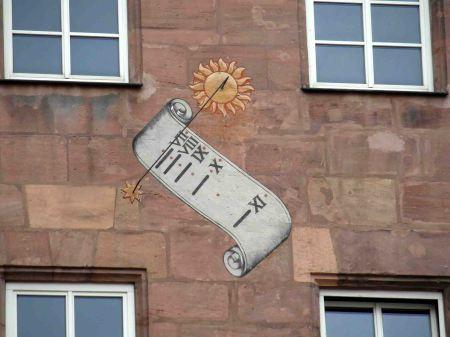 Relojes solares de Núremberg