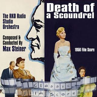 DEATH OF A SCOUNDREL (Amores de un impostor) (USA, 1956) Intriga, Policíaco