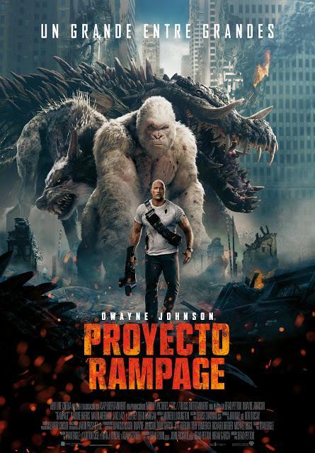 Proyecto Rampage por DaviOne
