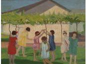 Primera pintora Uruguay: Petrona Viera