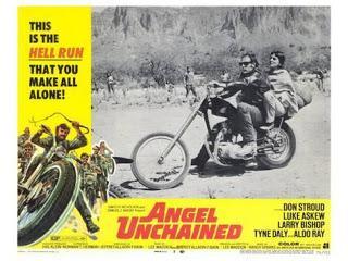 ÁNGELES ENCADENADOS (Angel Unchained) (USA, 1970) Acción