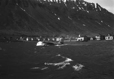 Ísafjörður y su aeropuerto